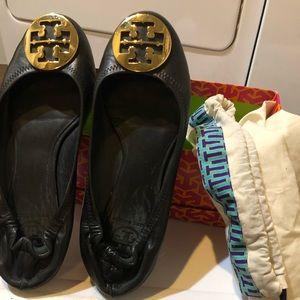 Tory Burch flat ballet shoes